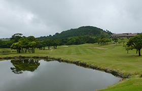 이리키 시로야마 골프 클럽