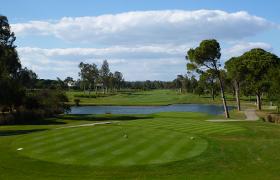 안탈랴 골프클럽 PGA 술탄 코스
